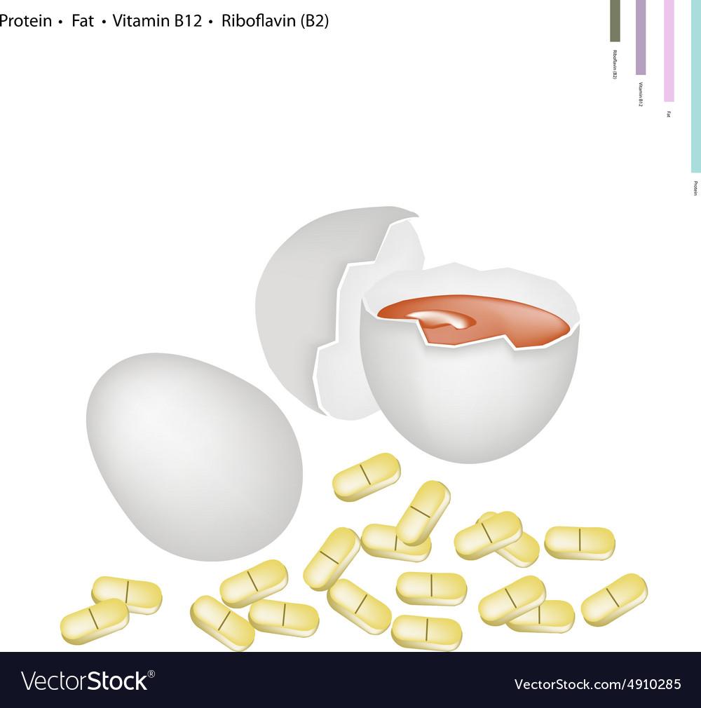 Vitamin b2 breakfast foods