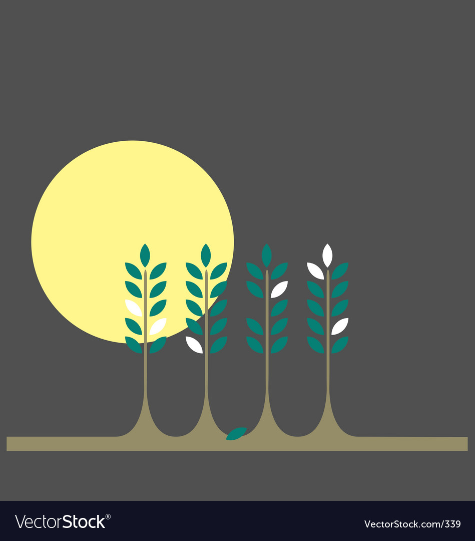 Free mother nature vector