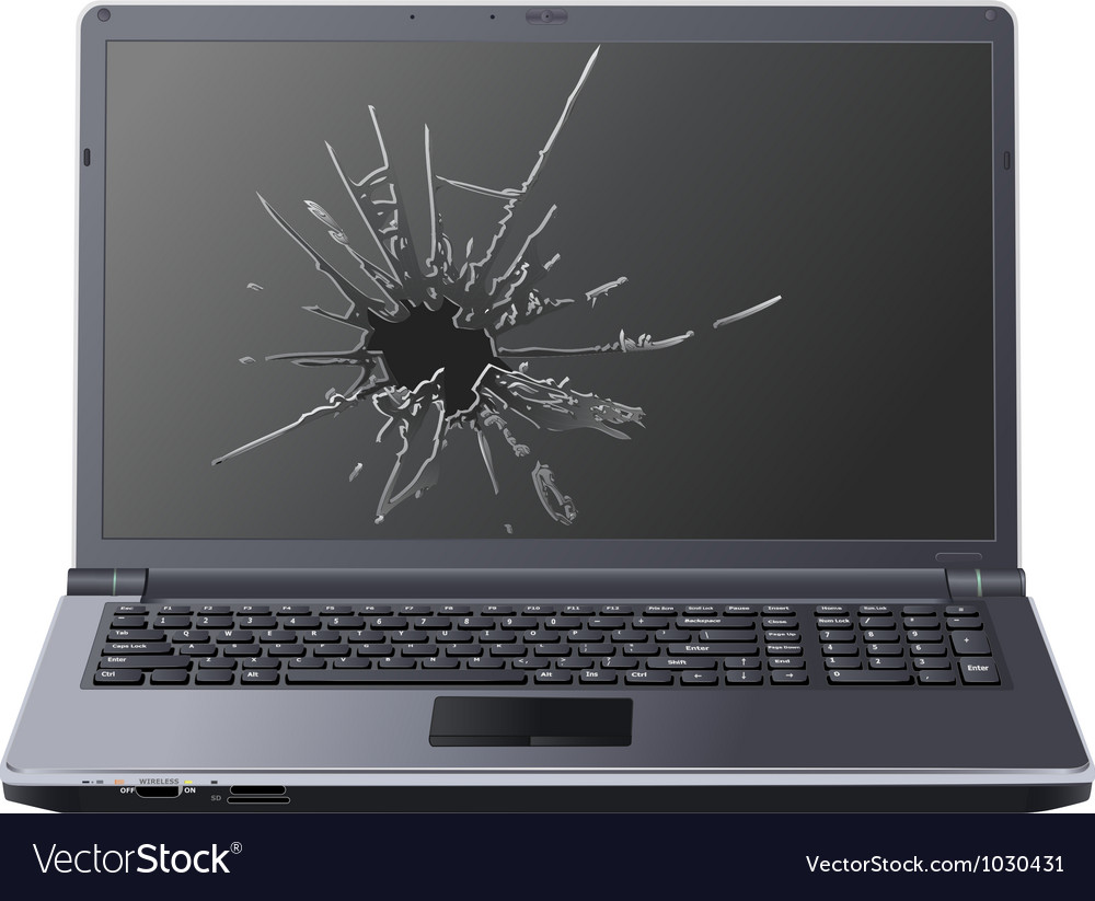 Laptop7 vector