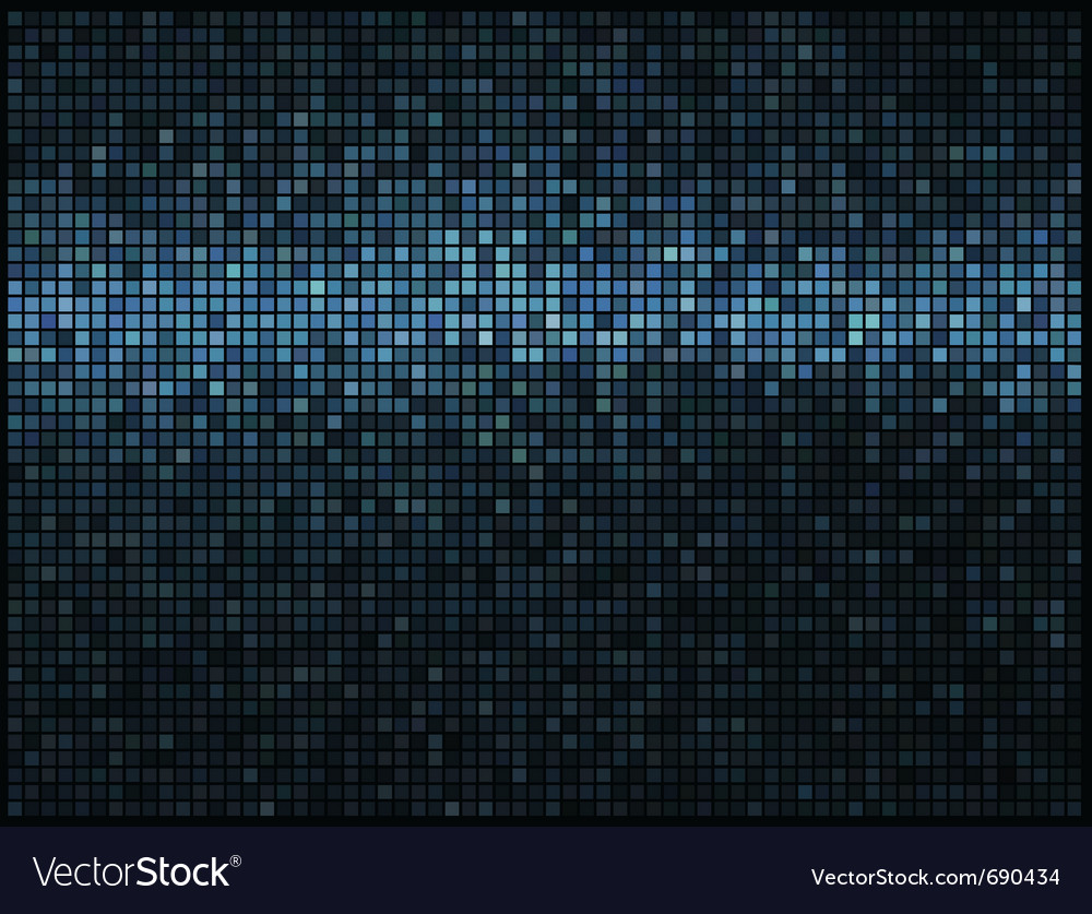 Multicolor abstract lights vector