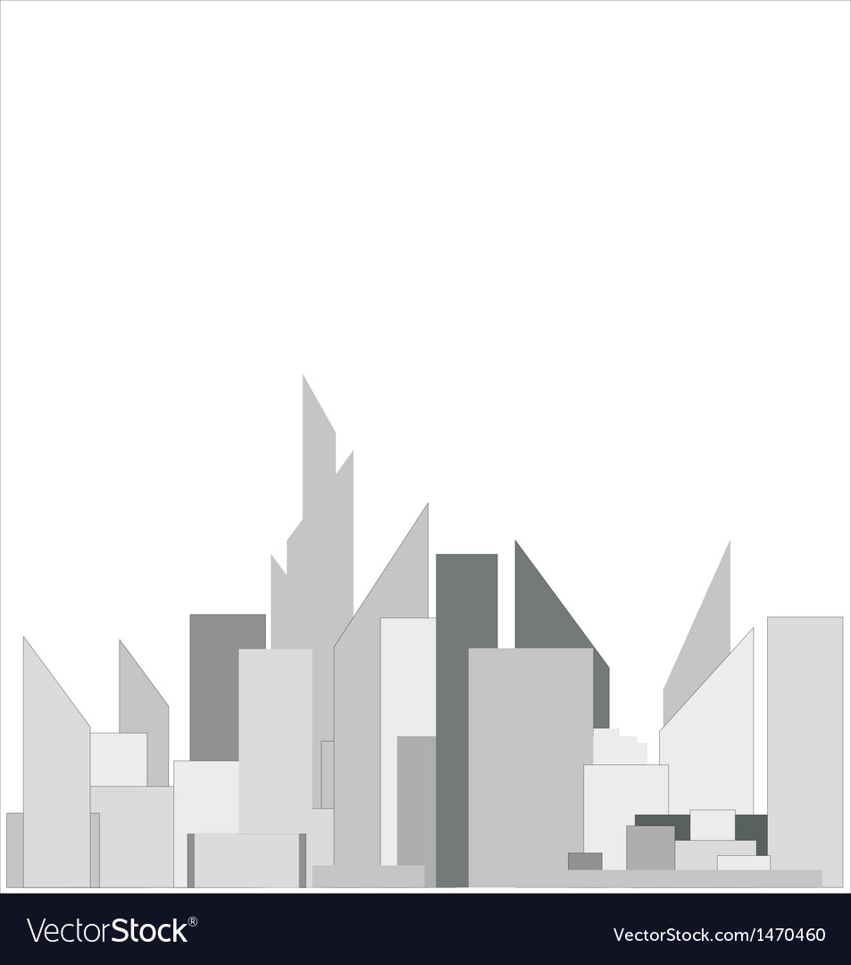 Construction real estate icon vector