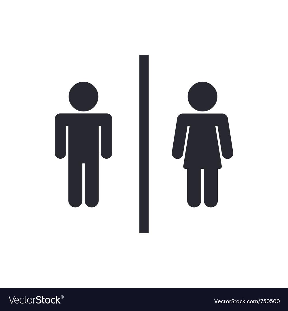 Bathroom icon vector. Bathroom icon vector by antony esse   Image  750500   VectorStock