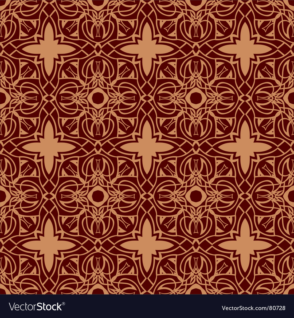 Free seamless pattern vector