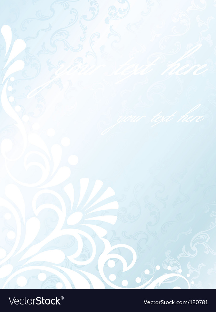 Victorian white satin background vector