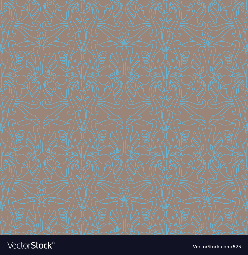 Free vintage wallpaper vector