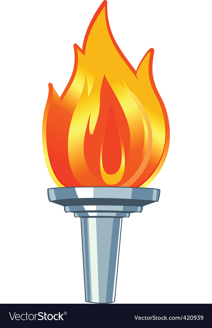 Torch vector