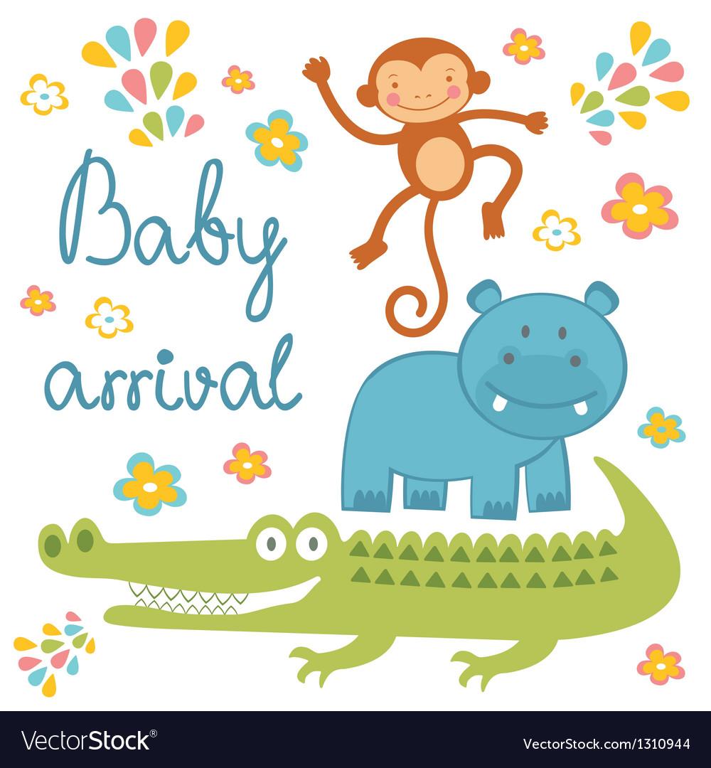 Real Baby Jungle Animals