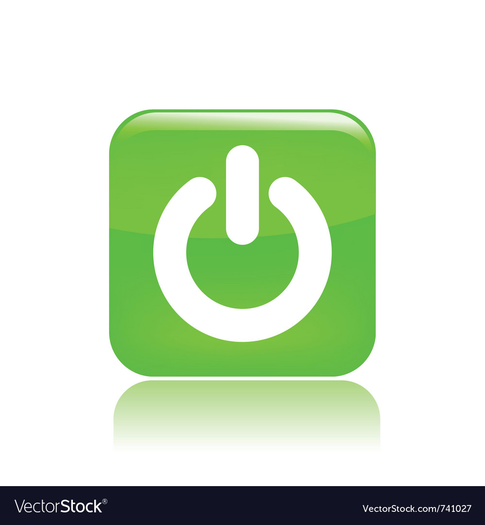 Switch icon vector