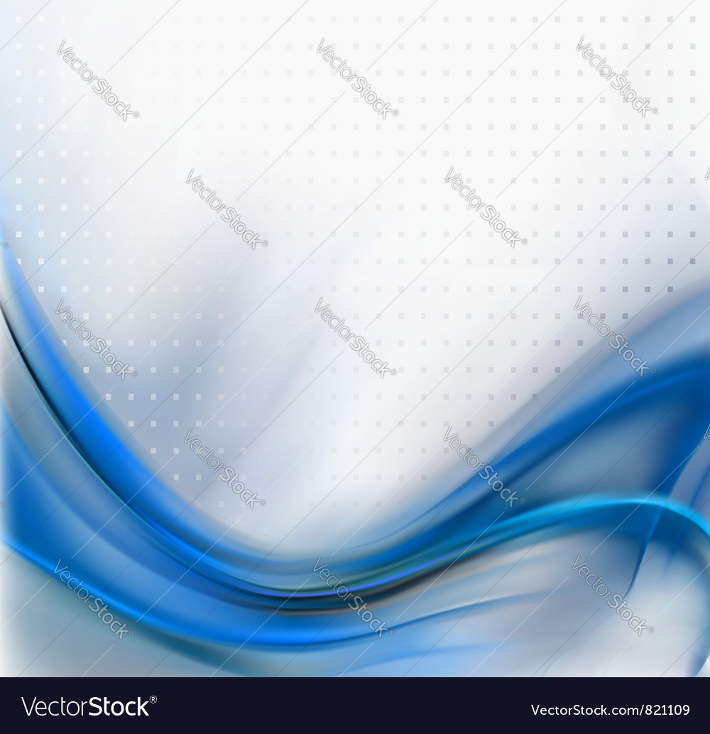 Abstract blue elegant background vector