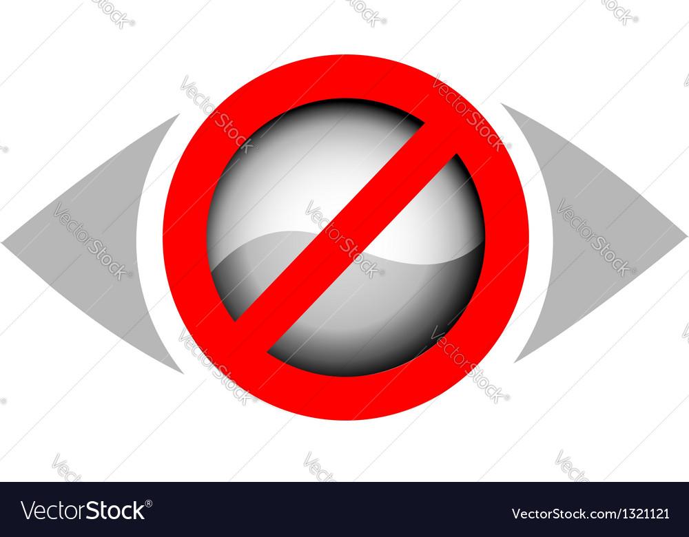 Vision restricted logo vector by ShawlinMohd - Image #1321121 ...