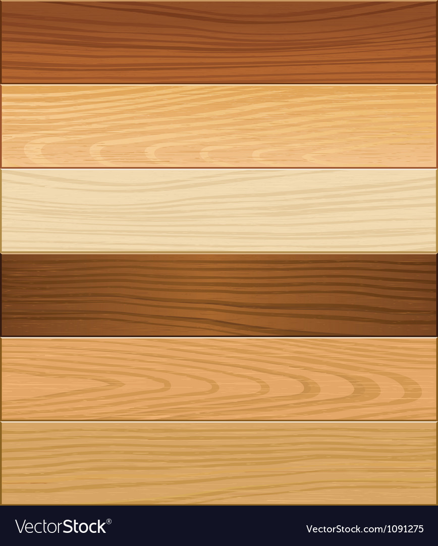Wooden texture seamless background vector