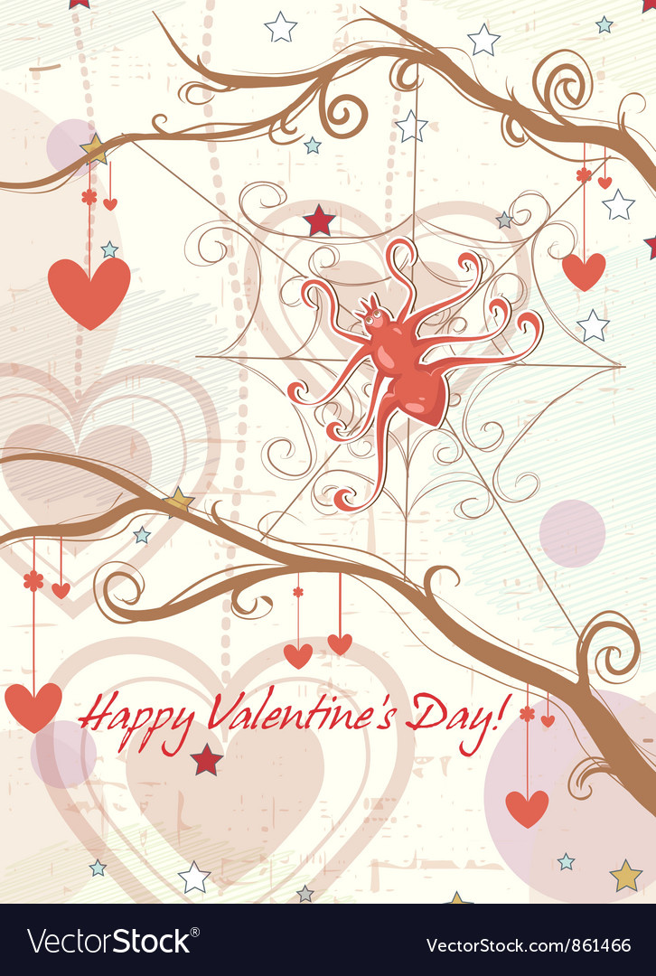 Free valentines day background vector