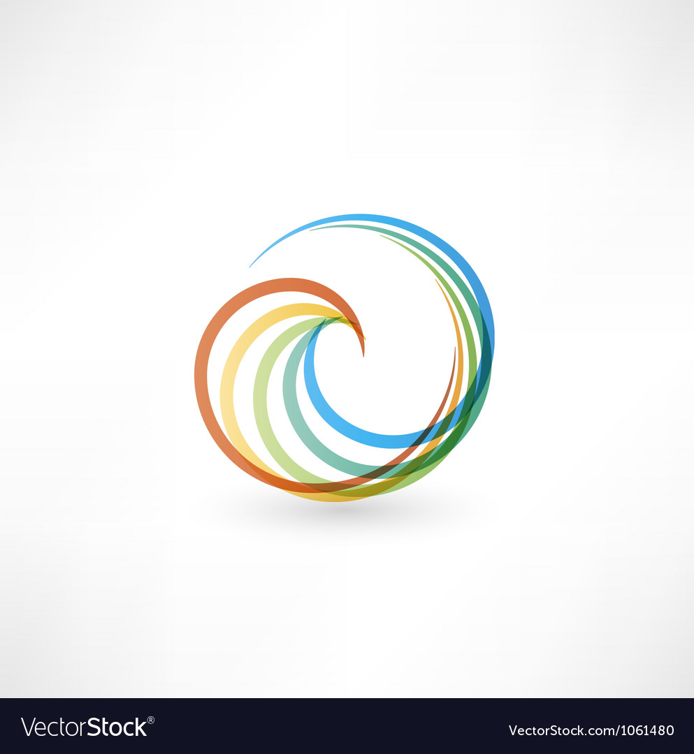 Illustrator Special Effects #7: Spiral Motion Abstract Background ...