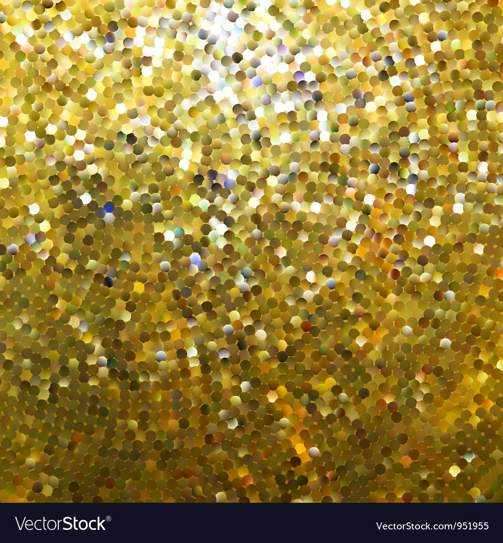 Glittery sequins background vector