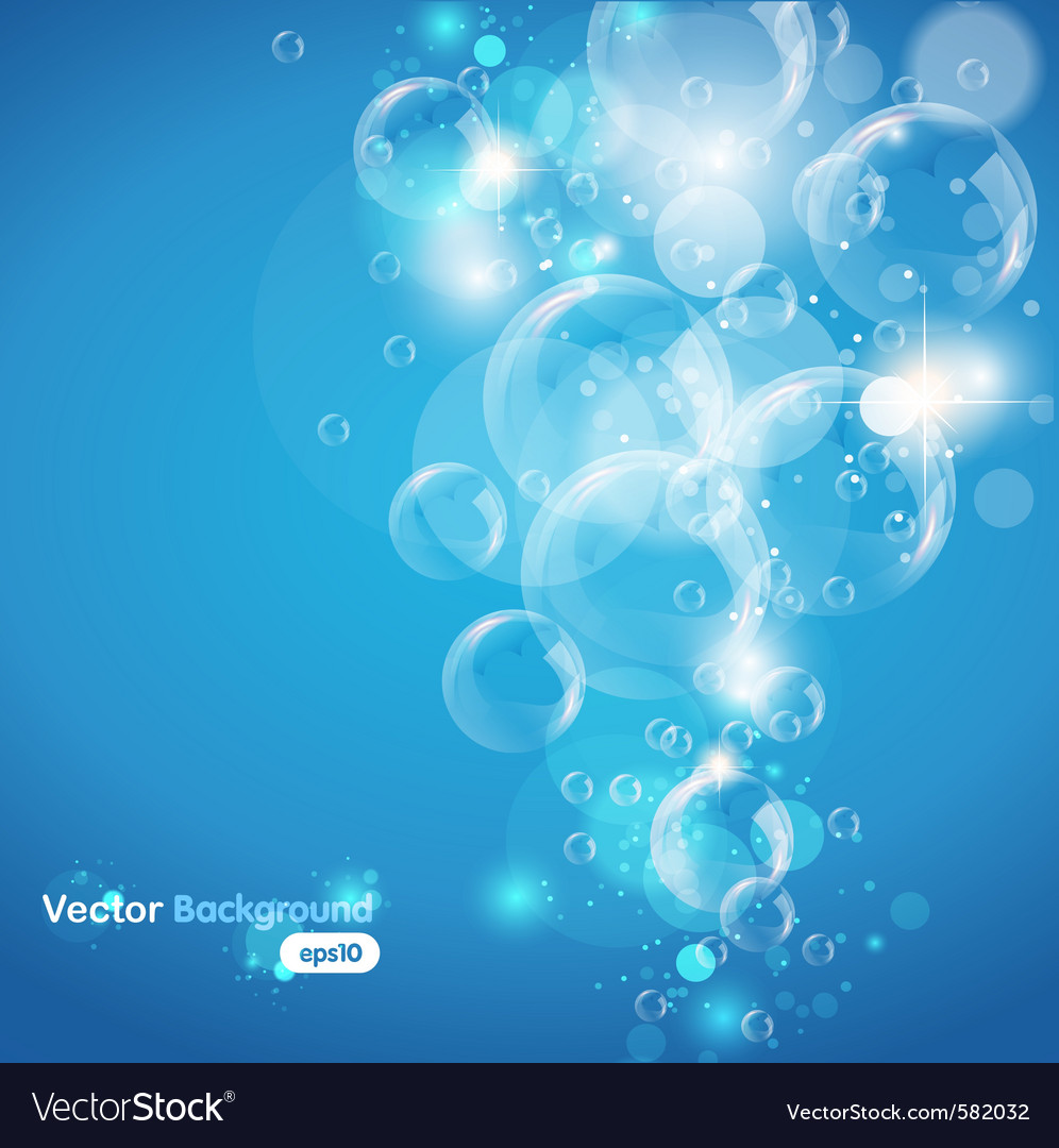 Underwater bubble