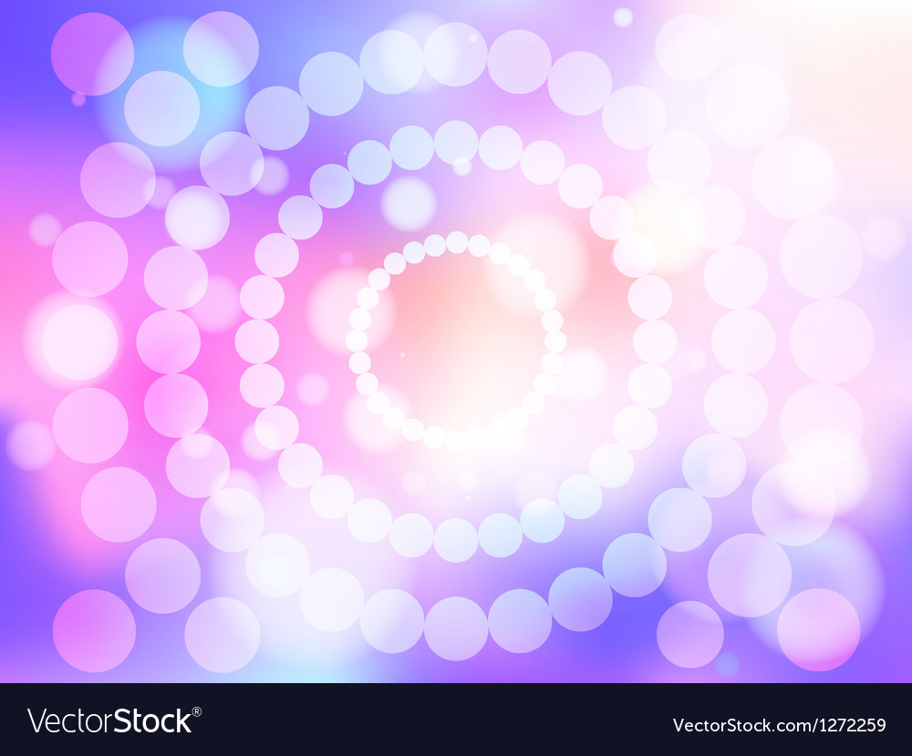 Abstract colorful soft focus background vector