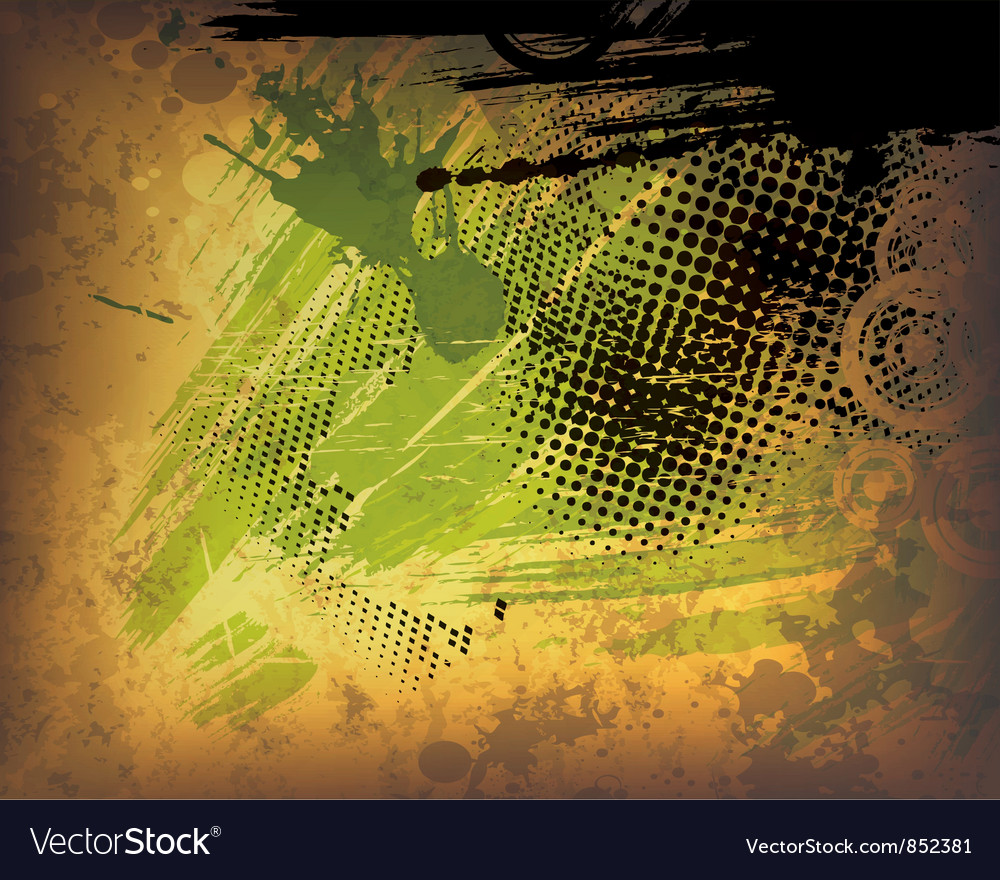 Free grunge background vector