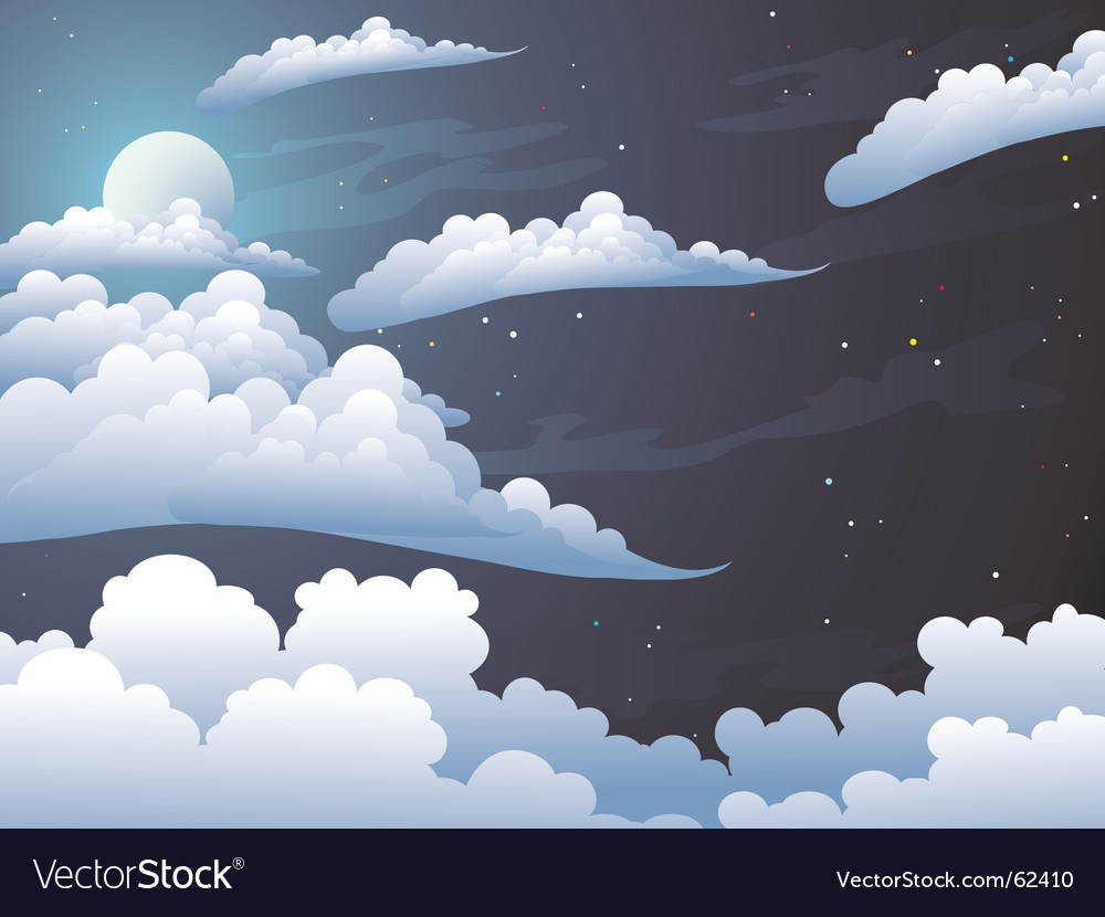 Night vector