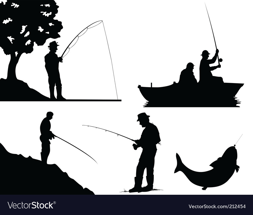 Fishing & Scaffold Vector Images (over 10) - VectorStock