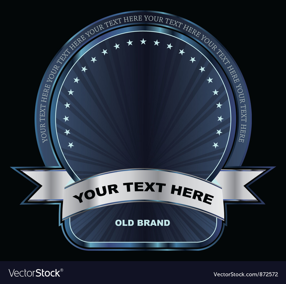 Free label vector