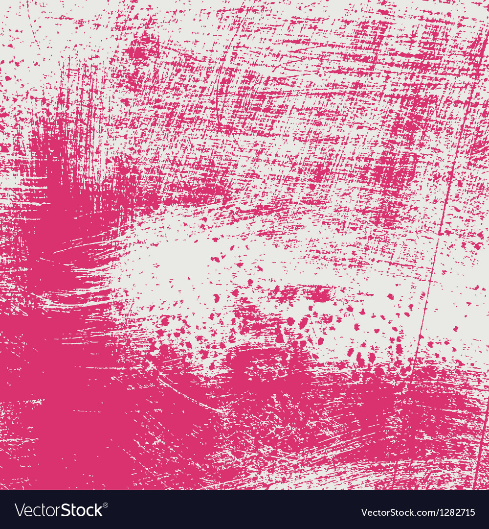 Pink gruny texture vector