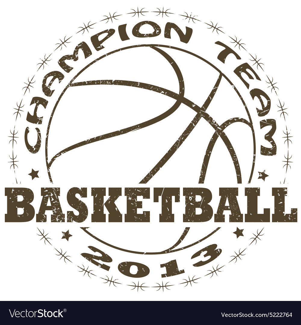 Basketball label