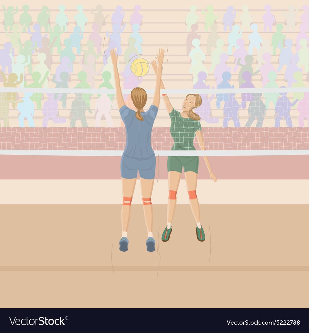 Volleyballplayer
