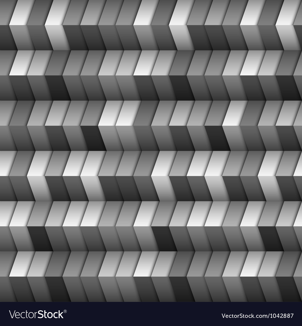 Monochromatic geometric structure vector