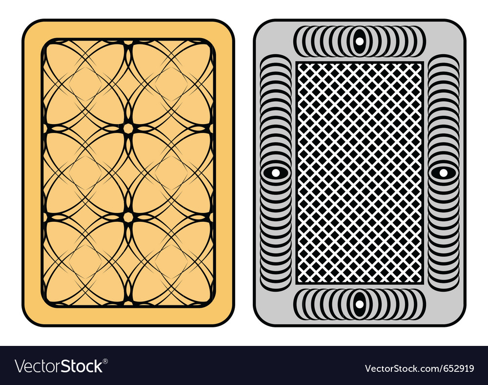 Design of cards vector