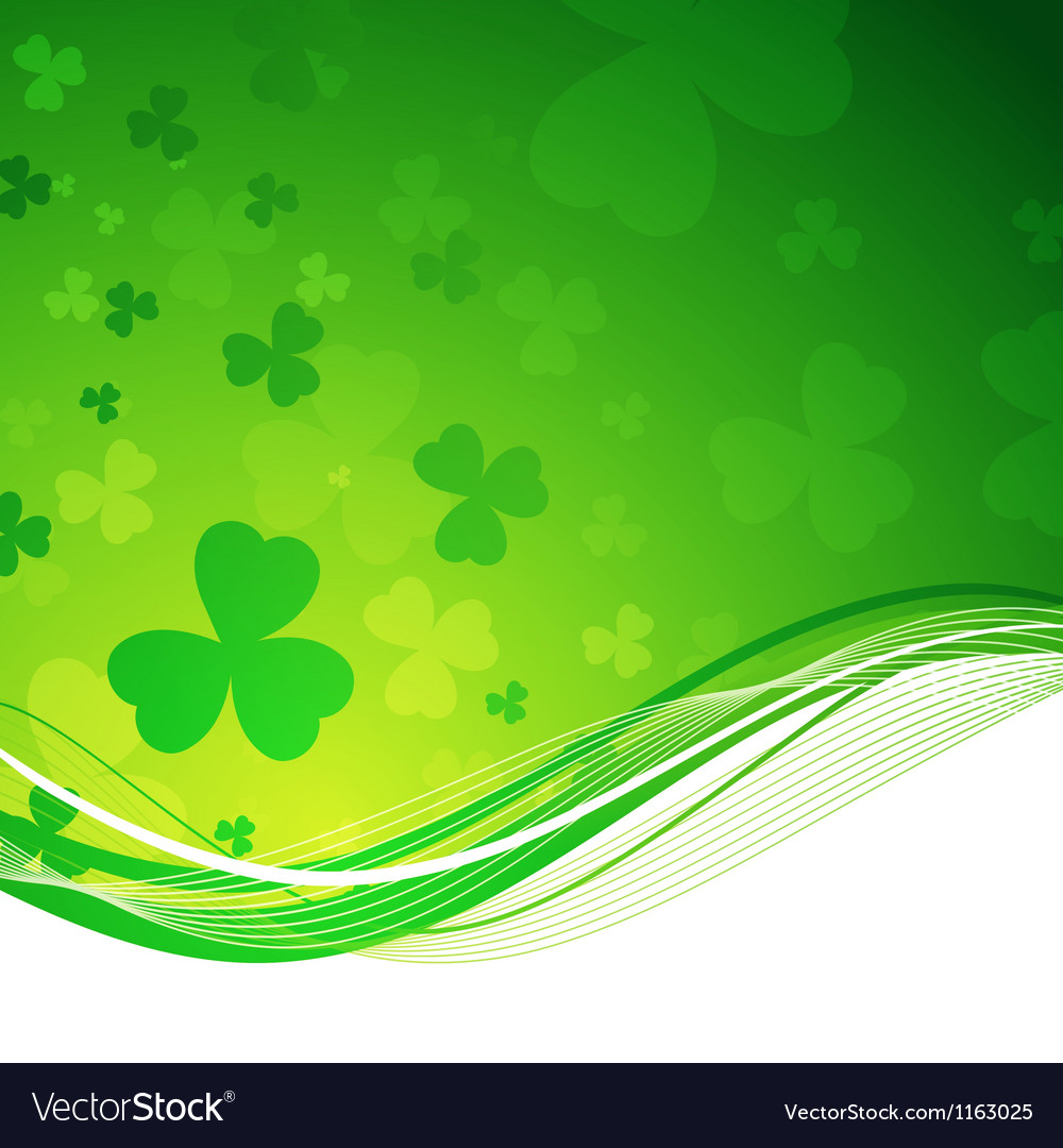 Patricks day vector