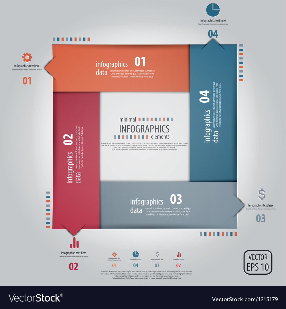 Infographics design 2 vector