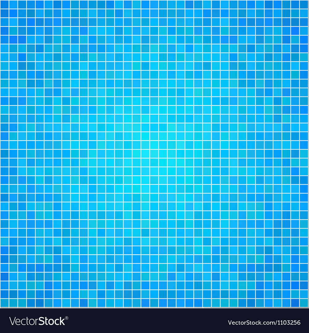 Texture of colorful mosaic vector
