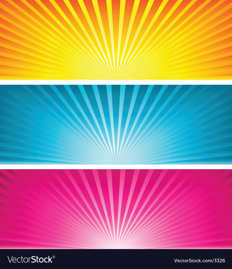 Cultured starbursts vector