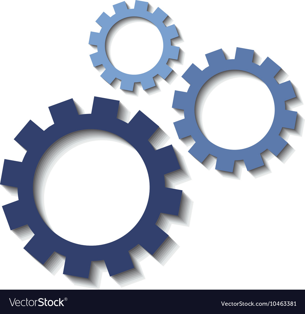 Set of mechanical cogs icons vector by Untashable - Image #10463381 ...: https://www.vectorstock.com/royalty-free-vector/set-of-mechanical...