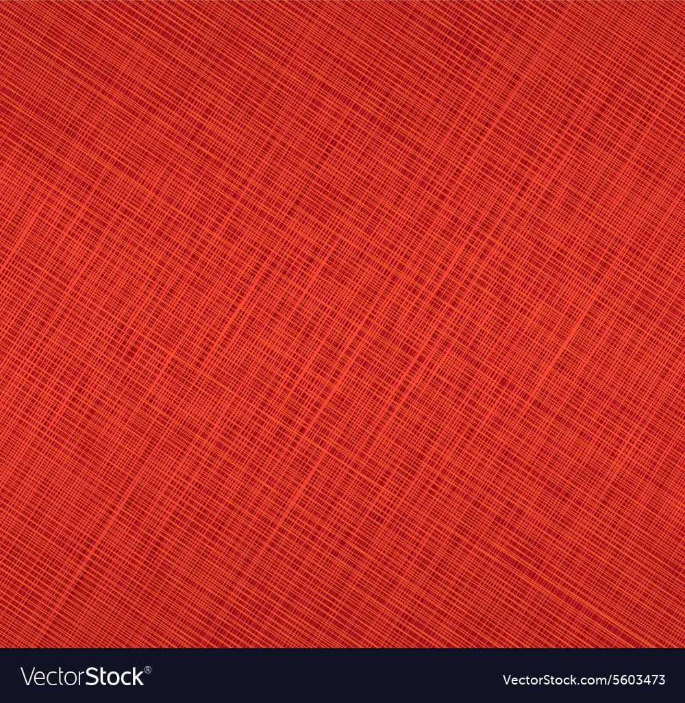 Abstract red textile