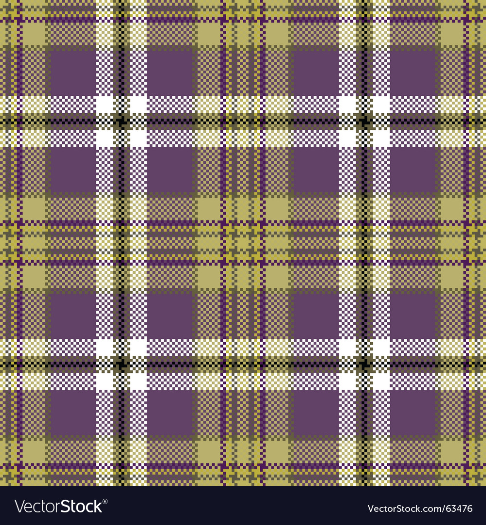 Plaid vector