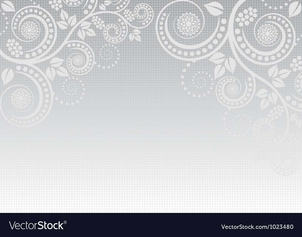Light gray background vector