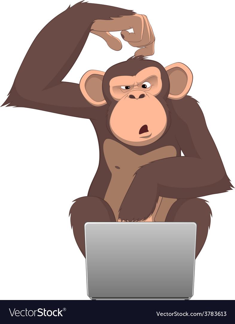 Bonobos Vector Images (over 10) - VectorStock