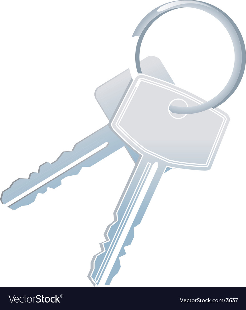 Two keys vector