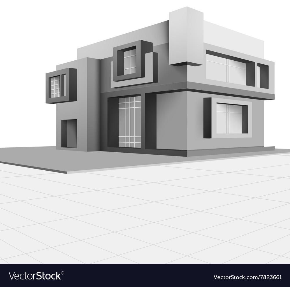 Built scene