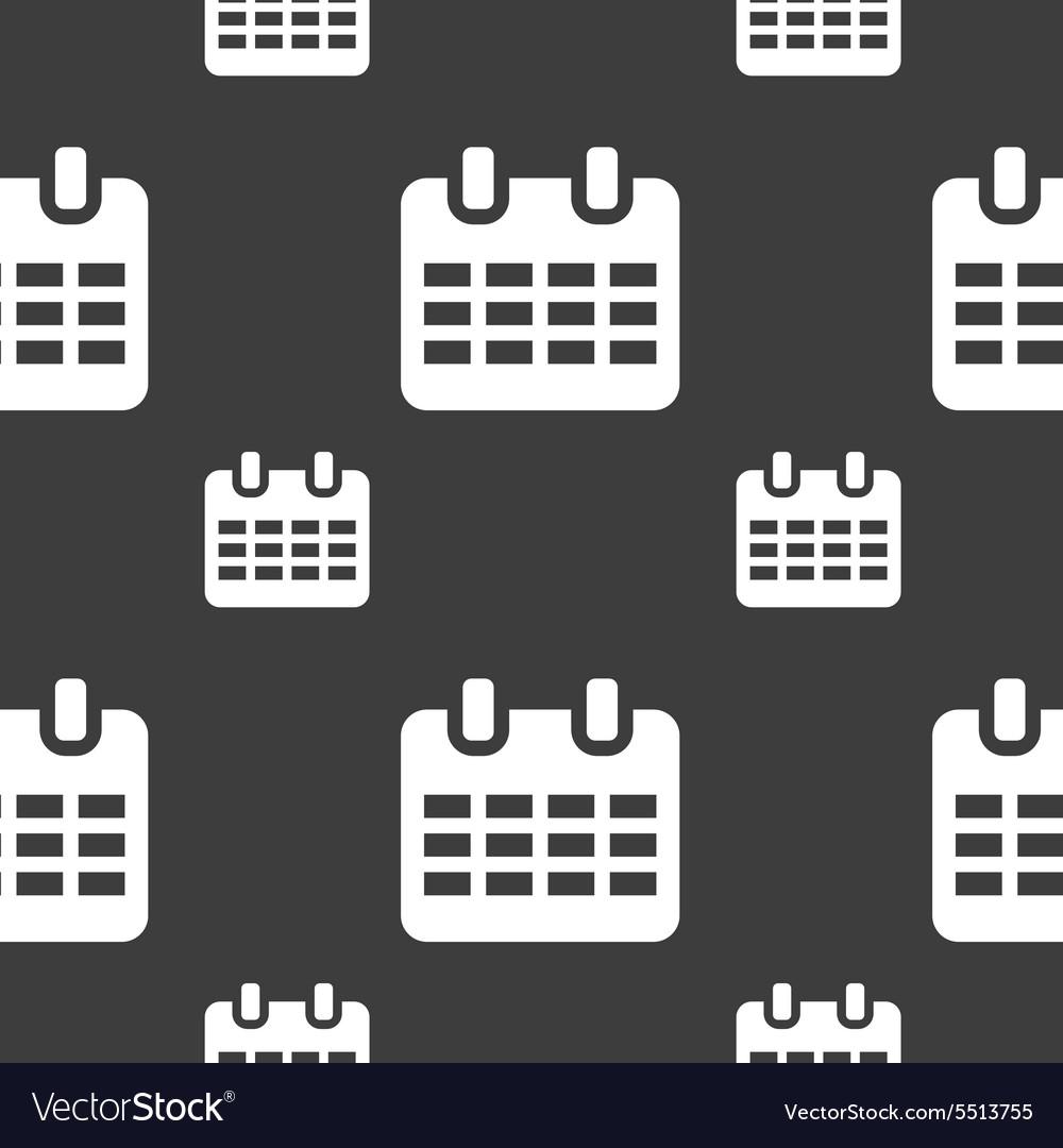 Calendar Date Vector Calendar Date or Event