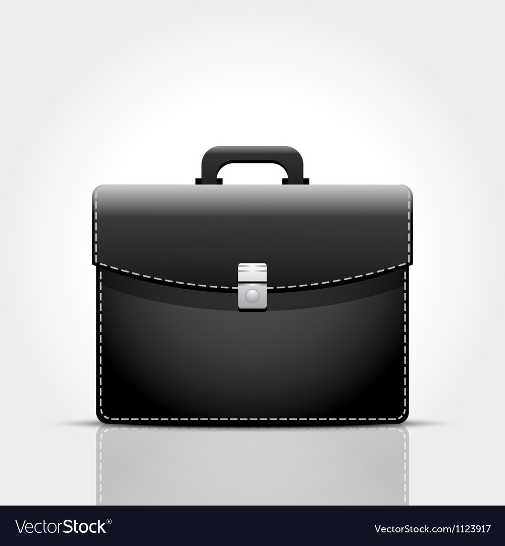 Brief case vector