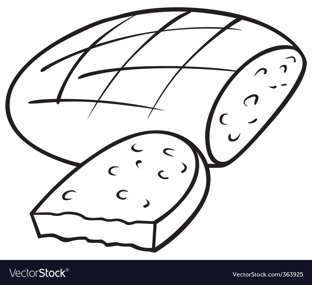 Loaf Of Bread Template - ClipArt Best