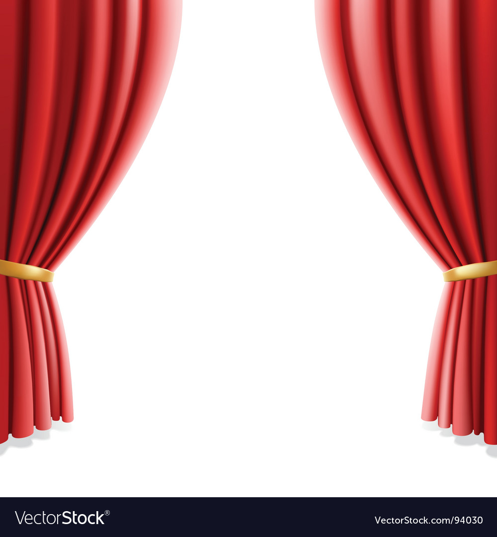 Ter curtain vector