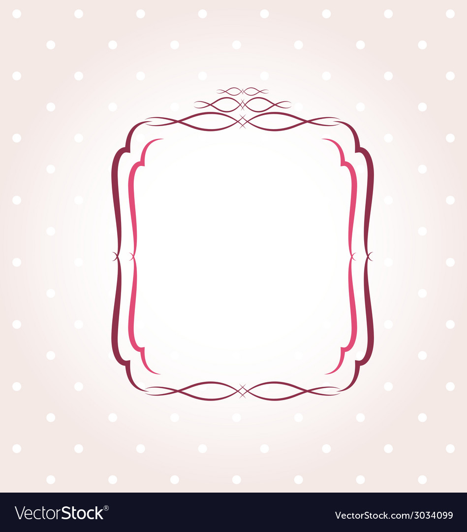 Greeting card frames wblqual frames borders greeting card design vector by kohkea image greeting card kristyandbryce Image collections