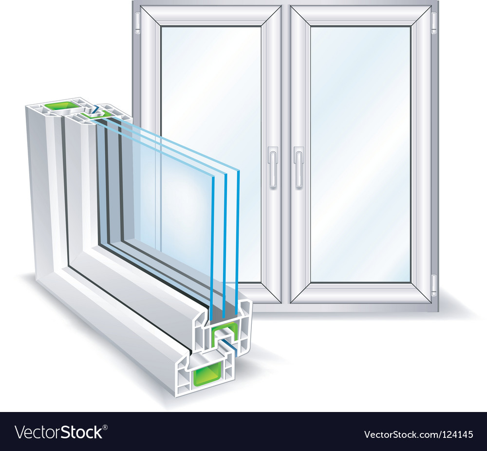 Window profile vector