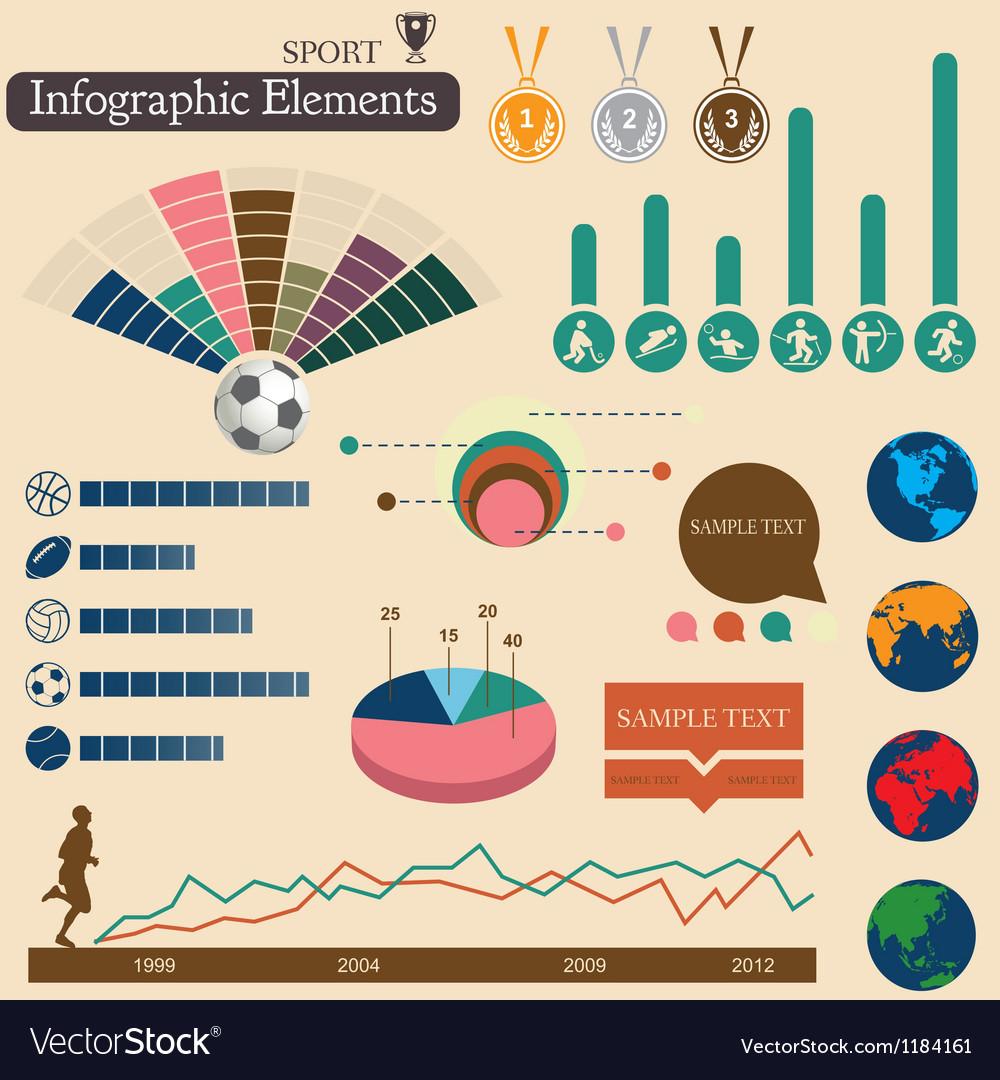 Sport infographics v