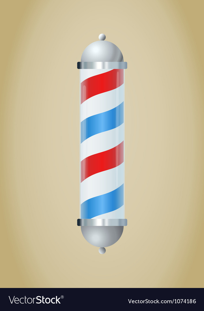 Barber pole vector