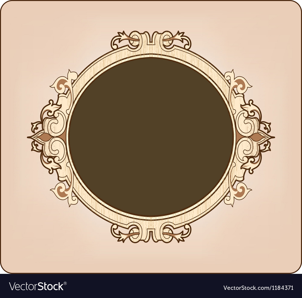 Vintage luxury background vector
