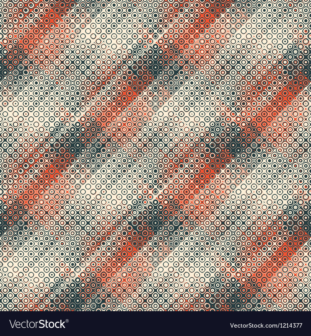 Geometric textured background vector